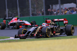 Romain Grosjean, Lotus F1 Team  16