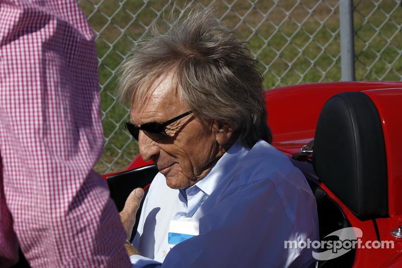 Derek Bell ve Ferrari 250 Testa Rossa
