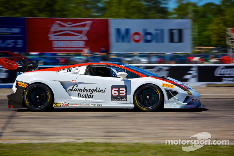 #63 Change Racing 兰博基尼 盖拉多 LP570-4 Super Trofeo