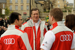 Ralf Jüttner, Audi Motorsport diretor técnico