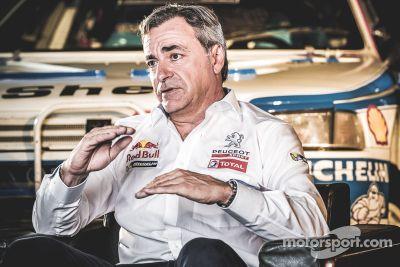 Peugeot anuncia regreso a Dakar