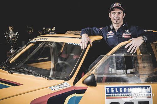 Peugeot annonce son retour au Dakar