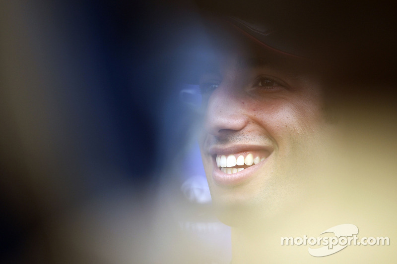 Daniel Ricciardo, Red Bull Racing ve medya