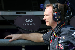 Christian Horner, Red Bull Racing, Sportif Direktör