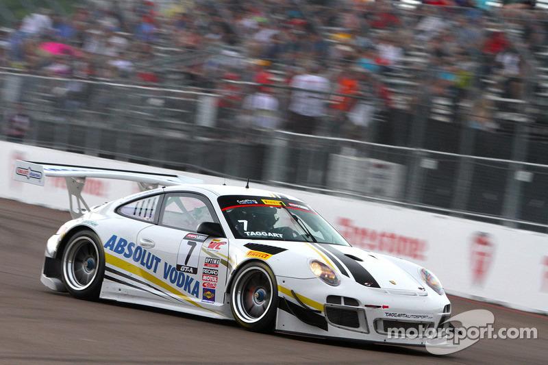#7 Taggart Autosport 保时捷 GT3 R: 杰姆·塔格特