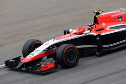 Max Chilton (GBR), Marussia F1 Team