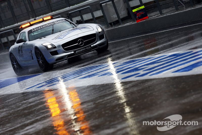 La Safety Car FIA