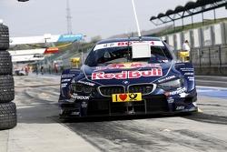 L'auto di Antonio Felix da Costa, BMW Team MTEK BMW M4 DTM