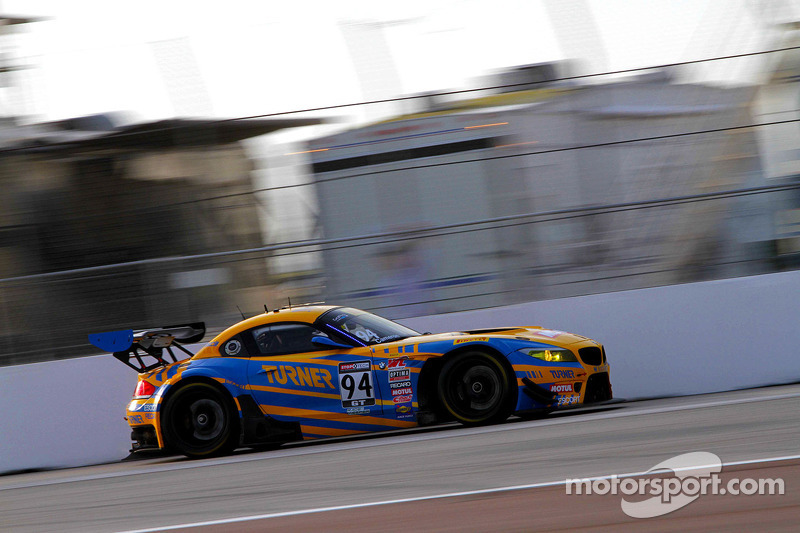 #94 Turner Motorsport BMW Z4 BMW: Dane Cameron