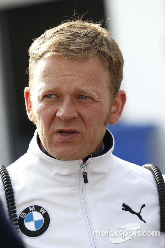 Stefan Reinhold , BMW Team RMG