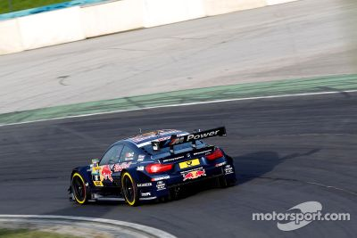 Test de mars-avril sur le Hungaroring