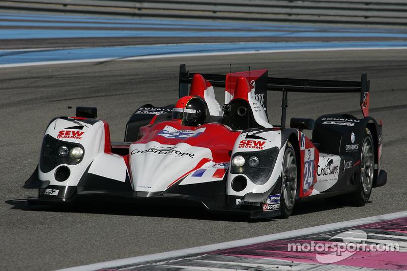 #24 塞巴斯蒂安·勒布 Racing Oreca 03 日产: 雷内·拉斯特, 扬·哈劳兹, 维森特·卡皮莱尔, 尼古拉·马罗