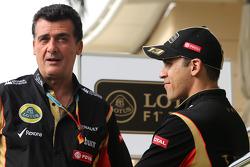 Federico Gastaldi, Takım Menajeri, Lotus F1 Takımı ve Pastor Maldonado, Lotus F1 Takımı