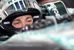 Nico Rosberg, Mercedes AMG F1, W05