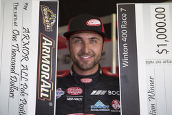 杆位获得者 Fabian Coulthard, Lockwood Racing