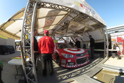 L'auto di Kyle Larson, Ganassi Racing Chevrolet