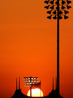 ГП Бахрейна, Субботняя квалификация.