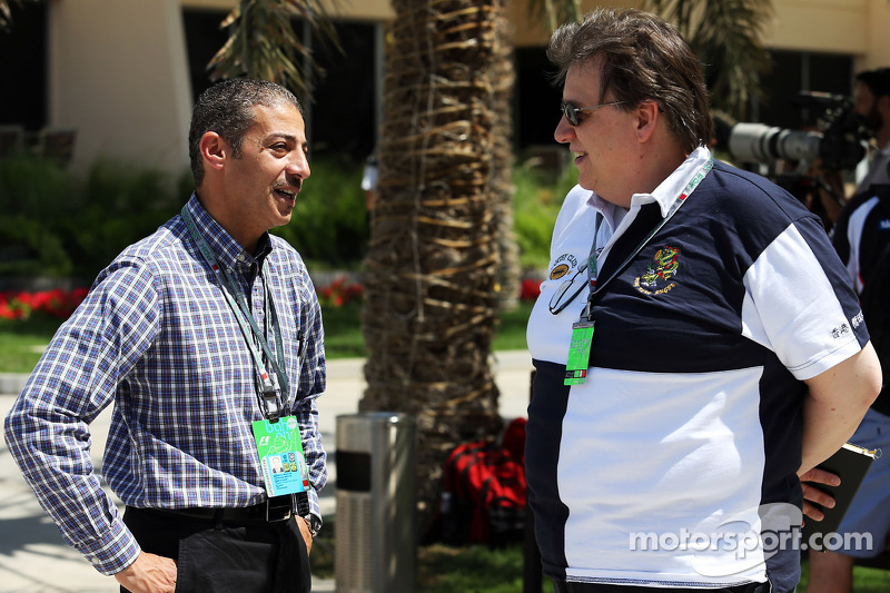Sherif Al Mahdy, Direttore Commerciale del Bahrain International Circuit
