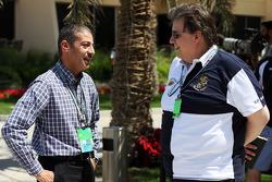 Sherif Al Mahdy, Bahrain International Circuit Commercial Director