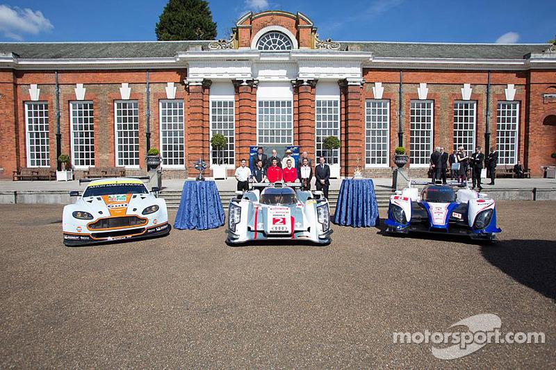 L'Aston Martin, Audi e Toyota in mostra