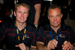 Kia Racing: Mark Wilkins ve Nic Jonsson