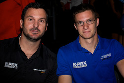 K-Pax Racing: Alex Figge ve Robert Thorne