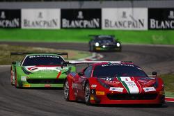 #50 AF Corse 法拉利 458 Italia GT3: 克劳迪奥·斯丹维希, 费德里科·莱奥