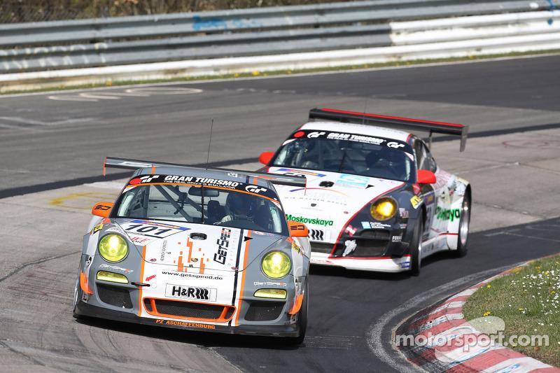 Steve Jans, Adam Osieka, GetSpeed Performance, Porsche 911 GT3 Cup