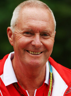 John Booth, Marussia F1 Team Director del equipo