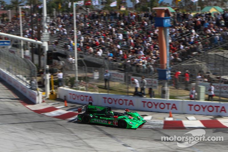 #1 Extreme Speed Motorsports HDP ARX-03B: Scott Sharp, Ryan Dalziel