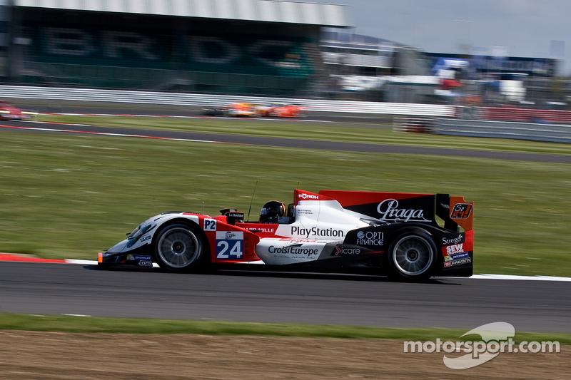 #24 Sébastien Loeb Racing Oreca 03 Nissan: Jan Charouz, Vincent Capillaire