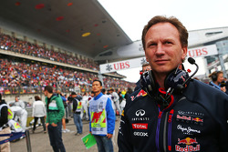 Christian Horner, Red Bull Racing, Teamchef