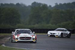 #63 Fortec Motorsports Mercedes SLS AMG GT3: Miguel Toril, Nico Bastian