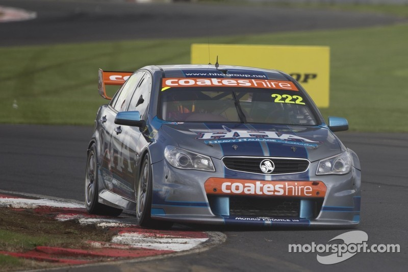 Nick Percat, Coates Hire Racing