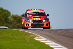 #70 Compass360 Racing: Subaru WRX STi: Ryan Eversley
