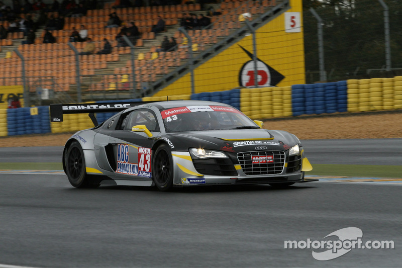 #43 Saintéloc Racing 奥迪 R8 LMS Ultra