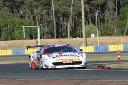 #3 Sport Garage Ferrari 458 Italia: Stéphane Lémeret, Arno Santamato