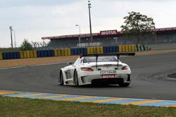 #22 Classic & Modern Racing Mercedes SLS AMG: Laurent Coubard, Gregoire Demoustier