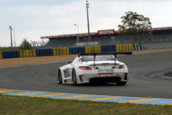 #22 Klasik & Modern Yarış Mercedes SLS AMG: Laurent Coubard, Gregoire Demoustier