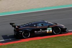 #25 Blancpain Racing 兰博基尼 盖拉多 FL2 GT3: 彼得·考克斯, Marc Hayek