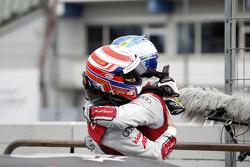 Miguel Molina, Audi Sport Team Abt Audi RS 5 DTM y Adrien Tambay, Audi Sport Team Abt Sportsline Audi RS 5 DTM