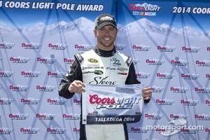Polesitter Brian Scott, Richard Childress Racing Chevrolet
