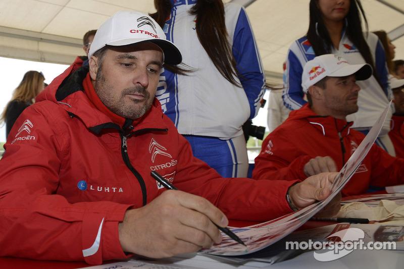Yvan Muller, Citroen C-Elysee WTCC, Citroen Total WTCC e Sébastien Loeb, Citroen C-Elysee WTCC, Citroen Total WTCC