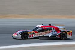 #0 DeltaWing Racing Cars DeltaWing DWC13: Andy Meyrick, Katherine Legge