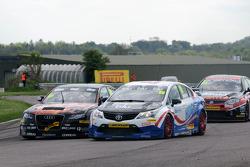 Rob Austin, Exocet Racing and Tom Ingram Speedworks Motorsport