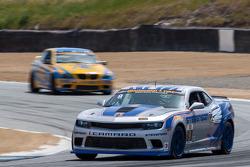 #9 Stevenson Motorsports Camaro Z28.R: Andy Lally, Matt Bell
