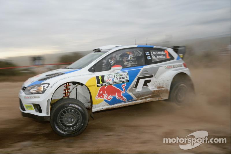#16: Rallye Argentinien 2014