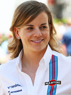 Susie Wolff, piloto de Desarrollo Williams