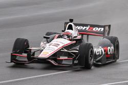 Уилл Пауэр. Гран При Инди, пятничная тренировка.