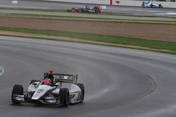 Франк Монтани. Гран При Инди, пятничная тренировка.